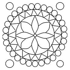 230x230 Top Free Printable Circle Coloring Pages Online Free Printable