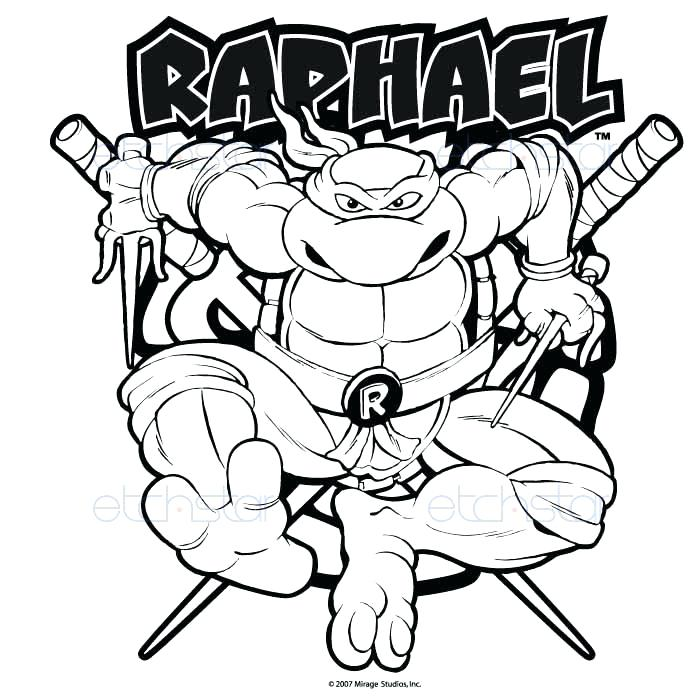 700x700 Ninja Turtles Coloring Pages Ninja Turtle Images To Color Ninja
