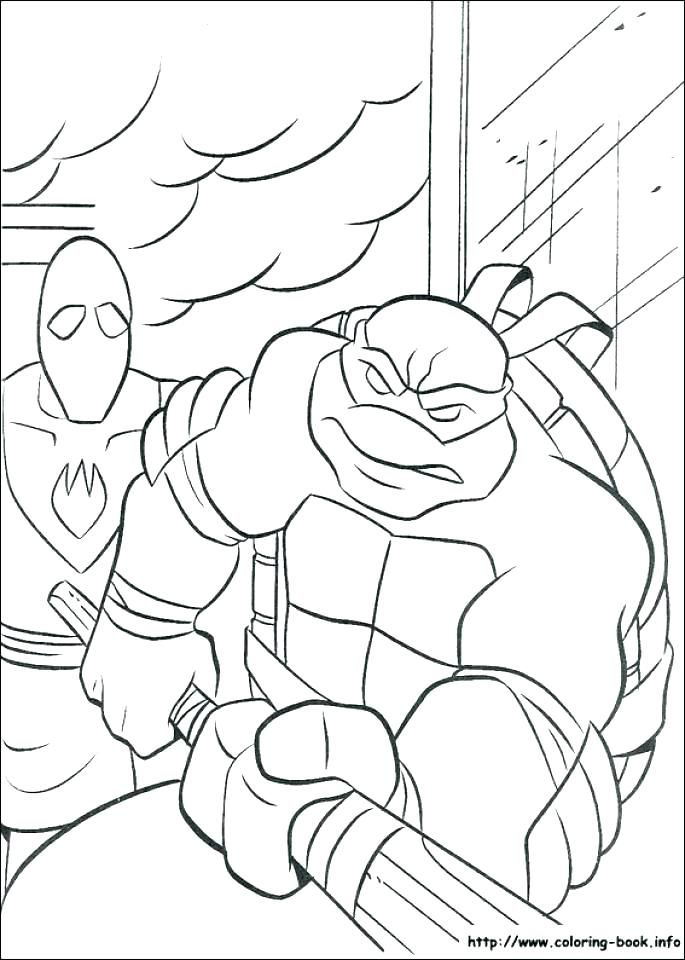 Raphael Coloring Page at GetDrawings | Free download