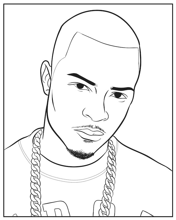 615x769 Drake Coloring Pages Unique Clementine's Weekly Reading Series Bun