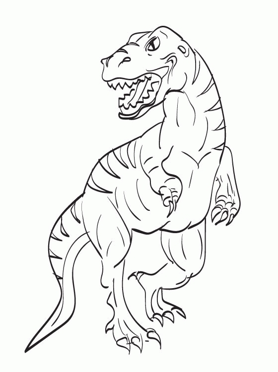 560x750 Velociraptor Coloring Pages Selection Free Coloring Pages