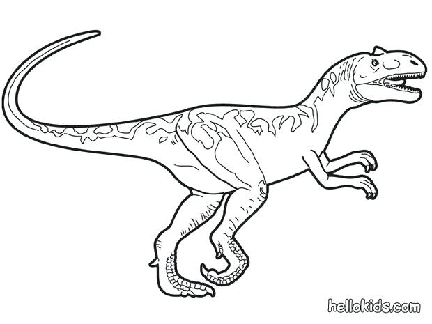 620x465 Velociraptor Coloring Page Coloring Pages Pin Coloring Page Park