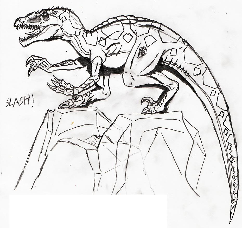 Kleurplaten Dinosaur.Raptor Dinosaur Coloring Pages At Getdrawings Com Free For