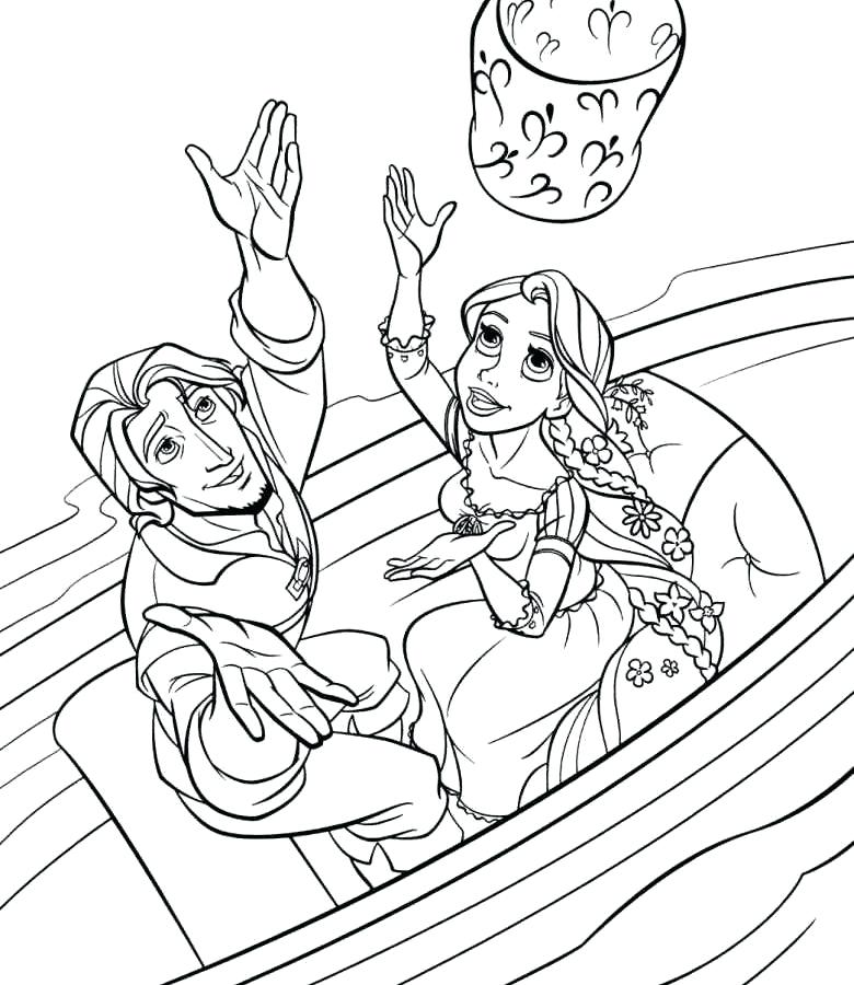 780x900 Rapunzel Color Pages Brilliant Tangled Tower Coloring Page