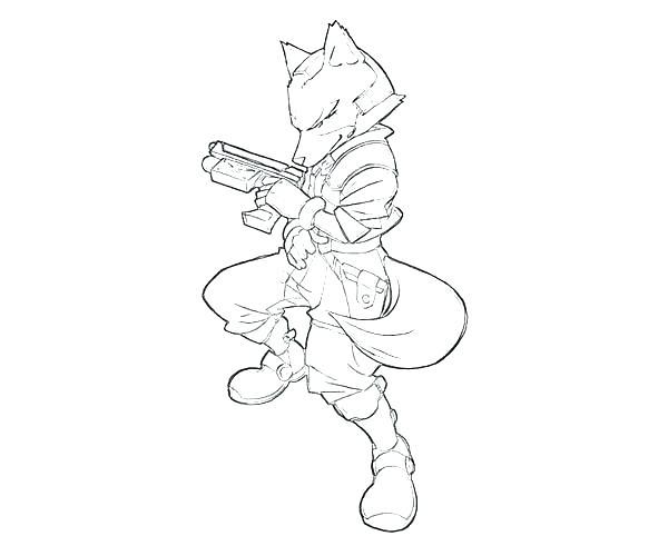 600x500 Gun Coloring Pages Pdf Rifle Com