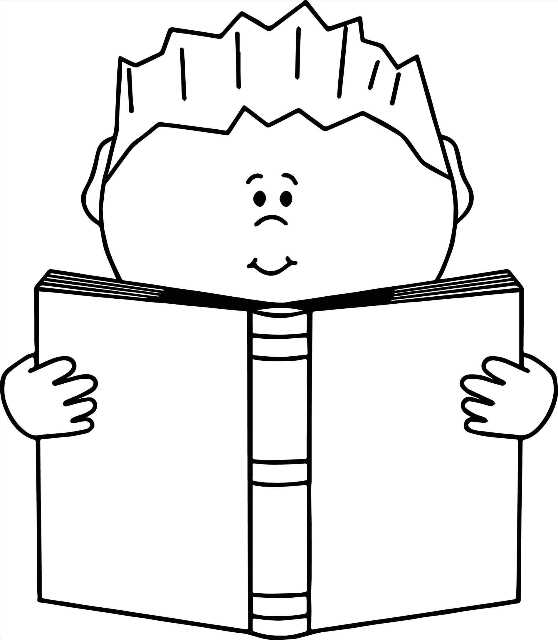 1900x2177 Coloring Pages Reading Book Best Of Children Books
