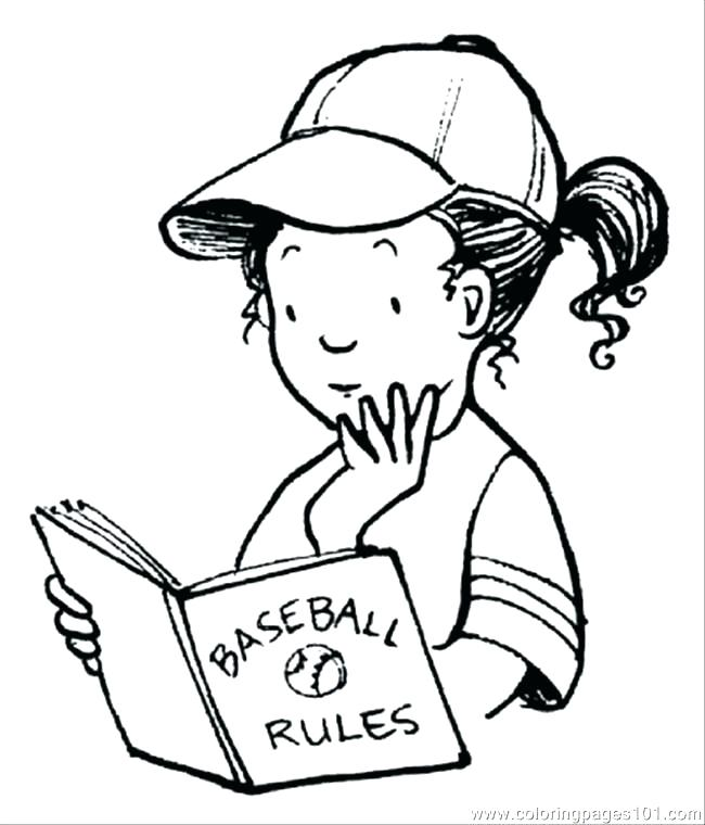 650x760 Reading Coloring Pages Belle Reading Books Coloring Page Reading