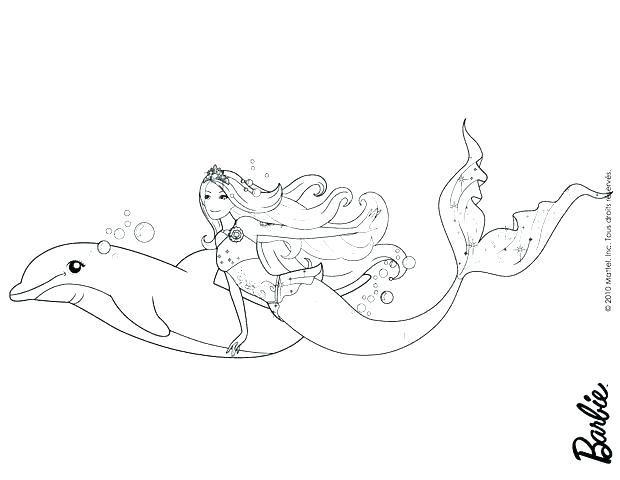 620x480 Mermaids Pictures To Color Mermaid Color Pages Barbie Mermaid