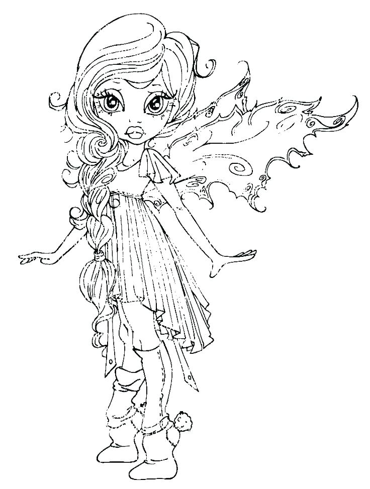 736x973 Cute Mermaid Coloring Pages