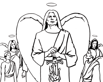 340x272 Download Heaven Is For Real Coloring Pages