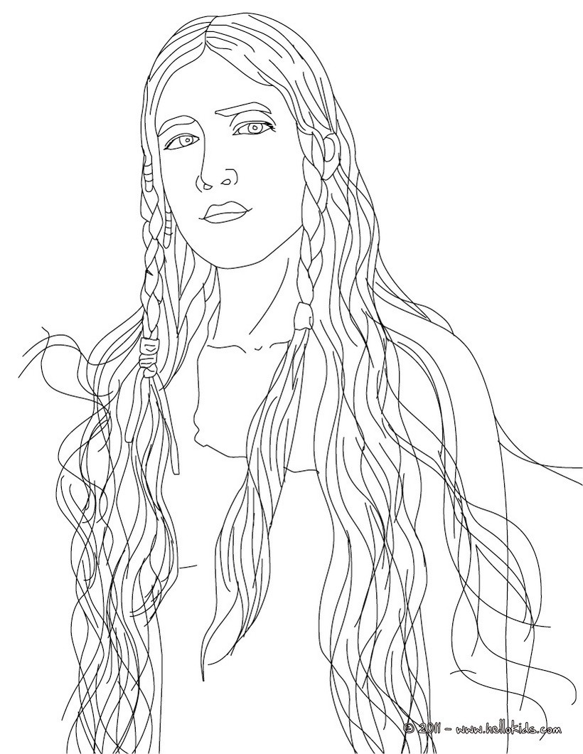820x1060 Pocahontas Coloring Pages