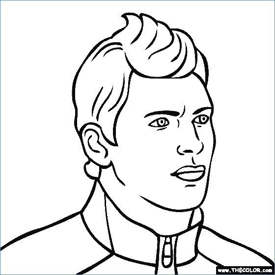 560x560 Real Madrid Logo Soccer Coloring Pages