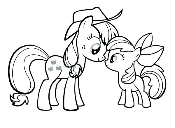600x440 Pony Coloring Pages Pony Color Page Coloring Pages Rainbow Pony