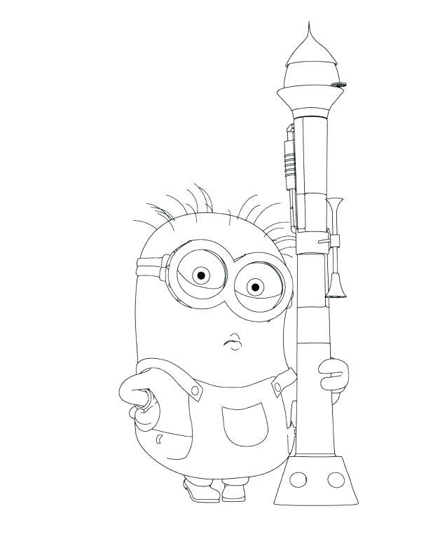 618x799 Crash Bandicoot Coloring Pages Crash Coloring Pages Minion Trumpet