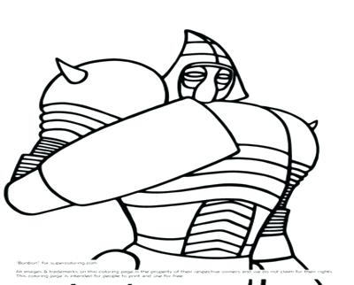 400x322 Real Steel Coloring Pages Coloring Trend Thumbnail Size Real Steel