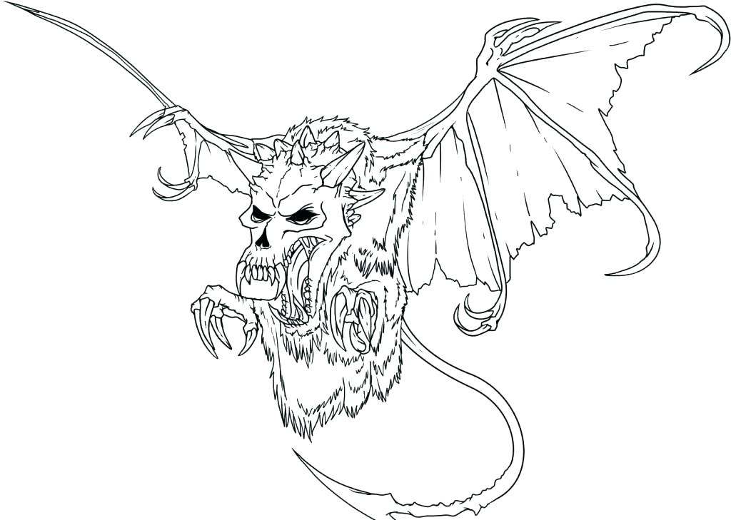 1024x729 Real Coloring Pages
