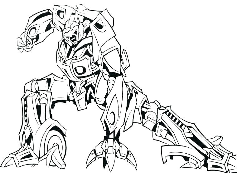 760x554 Coloring Pages Of Robots Free Robot Coloring Sheets For Kids