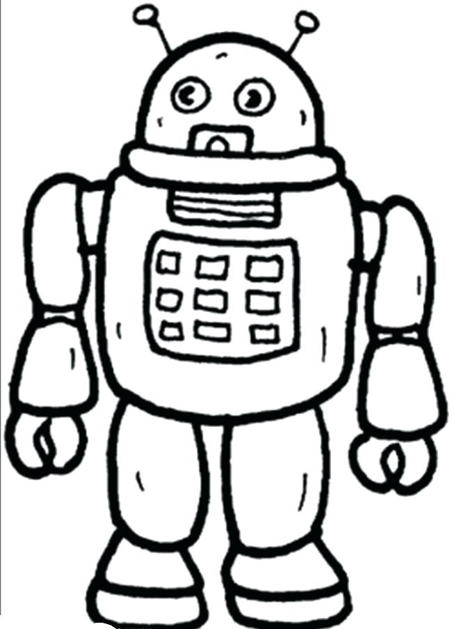 650x903 Coloring Pages Robot For Kids Of Real Steel Robots Coloring