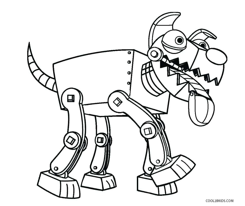 954x805 Coloring Pages Robots Coloring Pages For Kids A Robots Simple