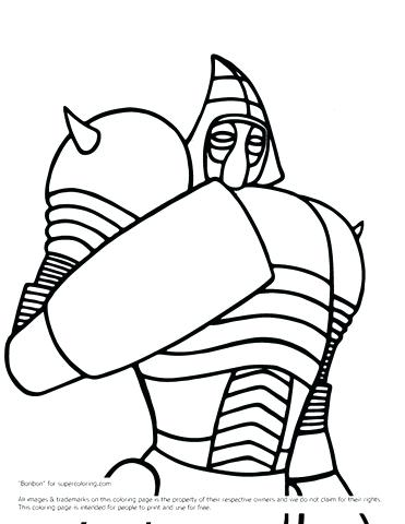 371x480 Real Steel Coloring Pages Click To See Printable Version Of Real