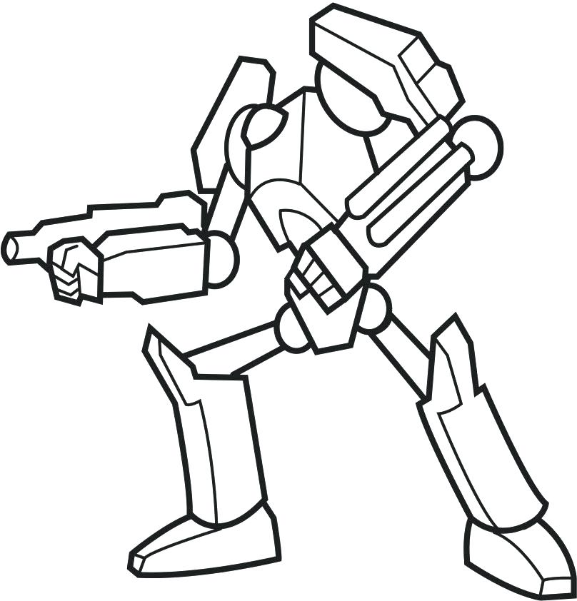808x842 Coloring Pages Of Robots Robot Coloring Pages Robots Cock Coloring