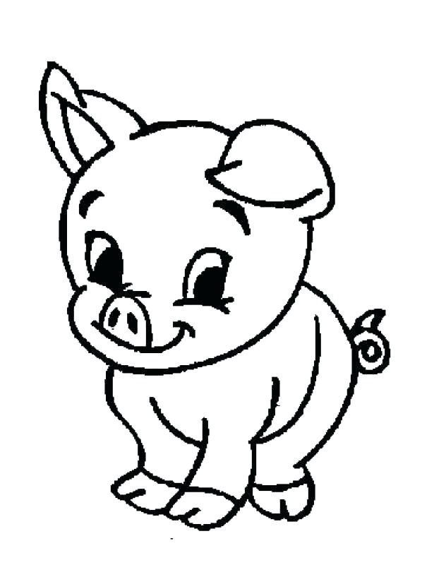 615x817 Farm Animals Coloring Pages