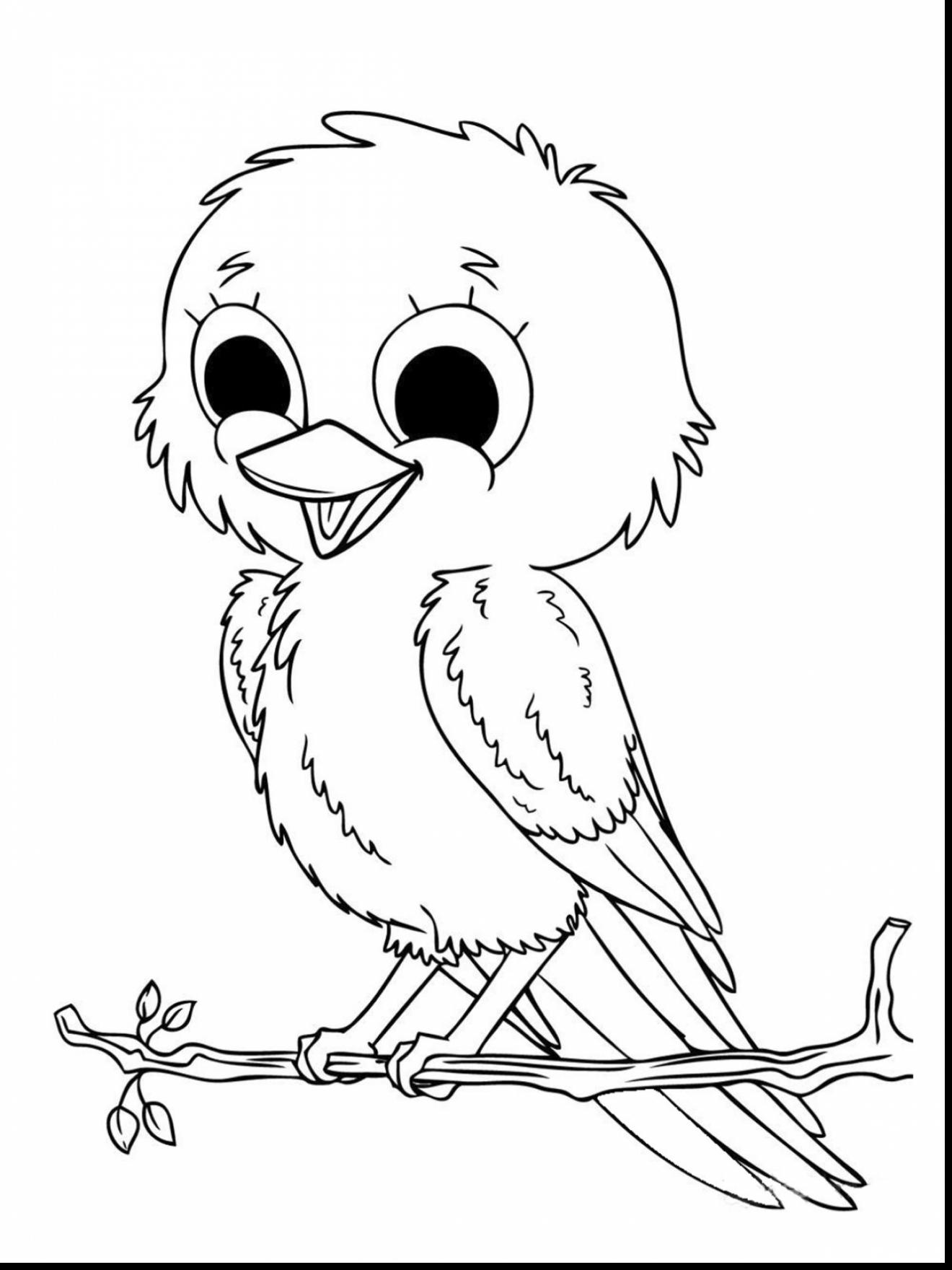 1320x1760 Baby Animal Coloring Pages