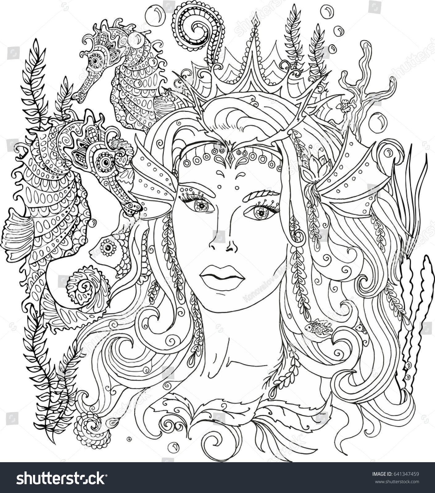 1410x1600 Image Result For Realistic Princess Coloring Pages Adults I Lively