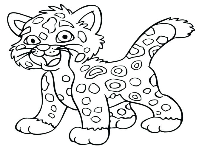 667x500 Coloring Page Coloring Pages Cute Animals Cute Baby Animals
