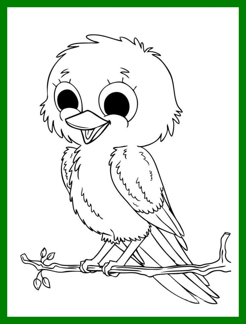 860x1130 Best Http Co Realistic Cute Animal Coloring Pages Pict