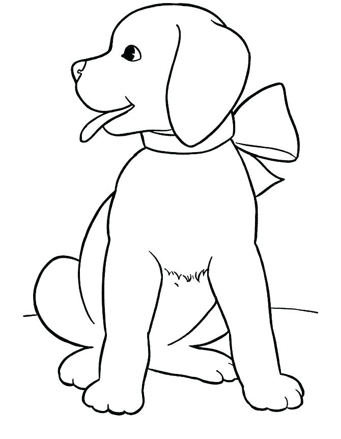 670x863 Dog Coloring Page Dog Coloring Pages To Print Free Dog Coloring