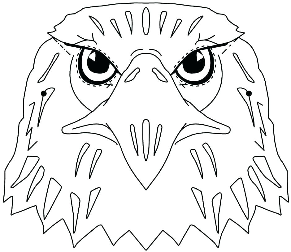 940x815 Bald Eagle Coloring Pages Bald Eagle Pictures To Color Fresh Bald