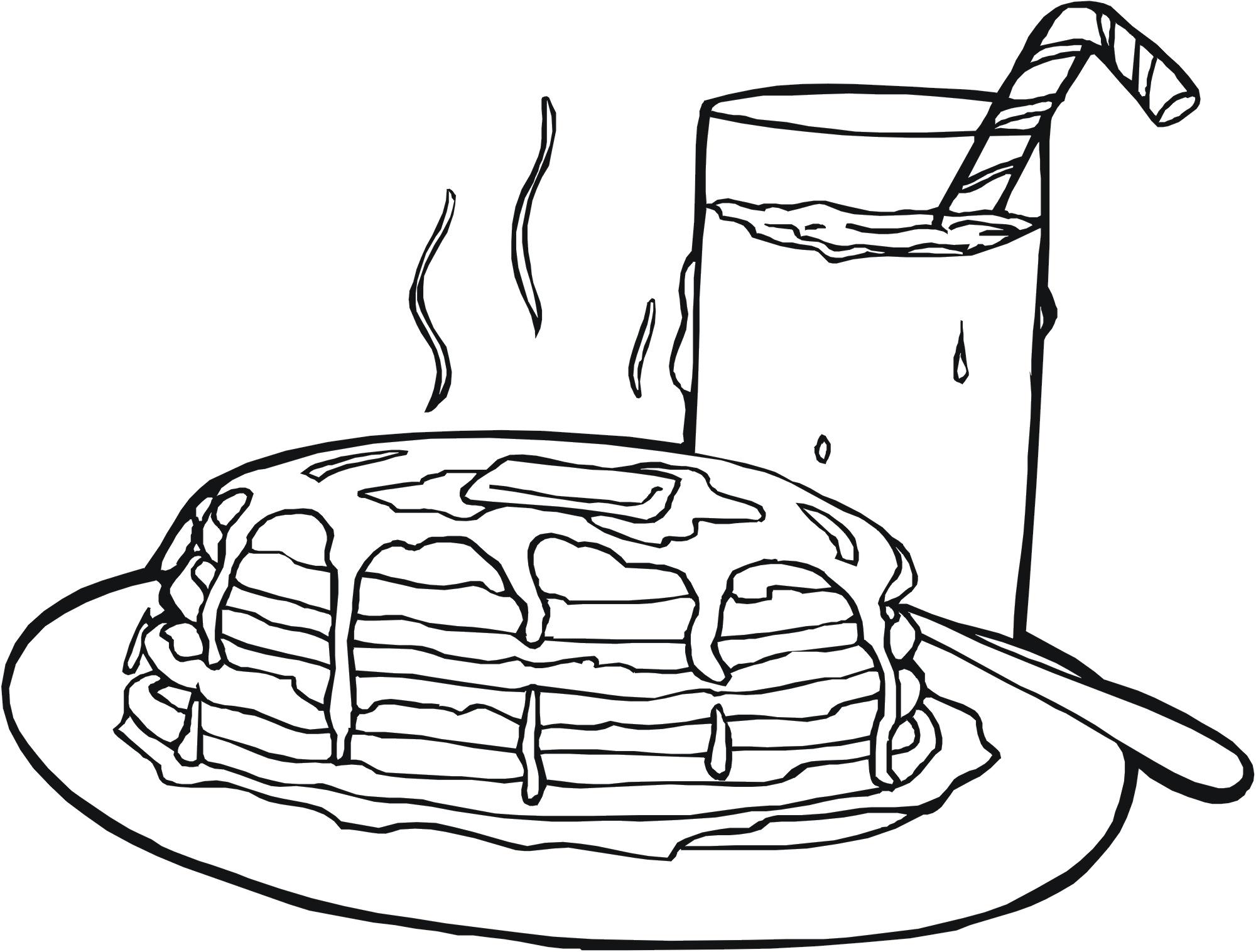 2000x1516 Food Coloring Pages Children's Best Activities