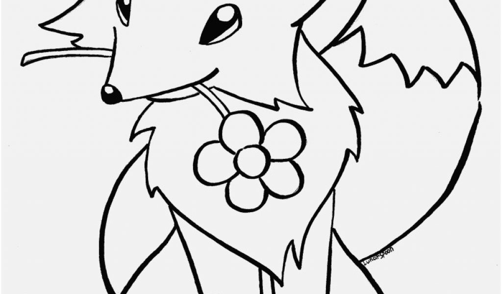 1024x600 Realistic Fox Coloring Pages Photographs Awesome Cartoon Fox