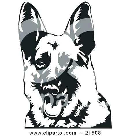 450x470 German Shepherd Puppy Coloring Pages Shepherd Coloring Pages Free