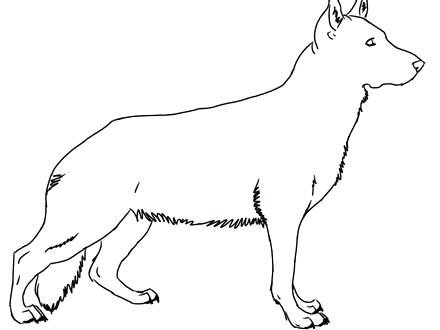 440x330 Shepherd Coloring Page Coloring Pages Shepherd Coloring Page