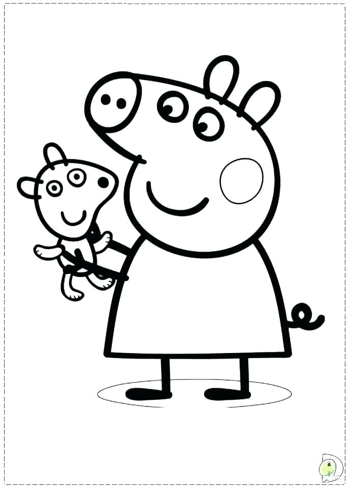 691x960 Guinea Pig Coloring Page Cute Guinea Pig Coloring Pages Printable