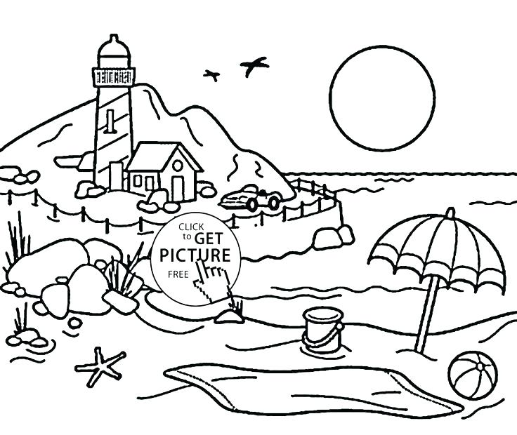 736x620 Lighthouse Coloring Page Lighthouse Coloring Page Lighthouse