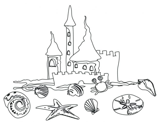 657x500 Page Lighthouse Coloring Pages April Coloring Pages