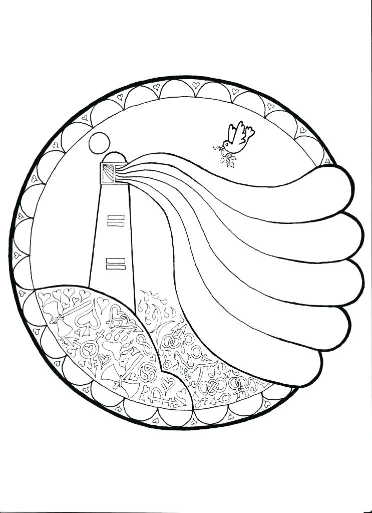743x1024 Lighthouse Coloring Page Lighthouse Coloring Page Coloring Pages