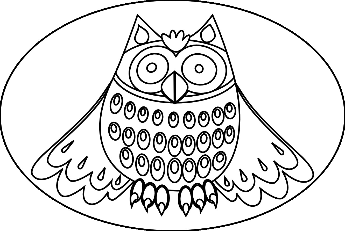 1331x892 Opportunities Great Horned Owl Coloring Page R