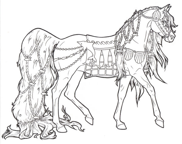 600x476 Funky Realistic Pegasus Coloring Pages Festooning