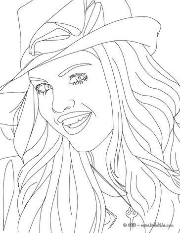364x470 Top People Coloring Pages