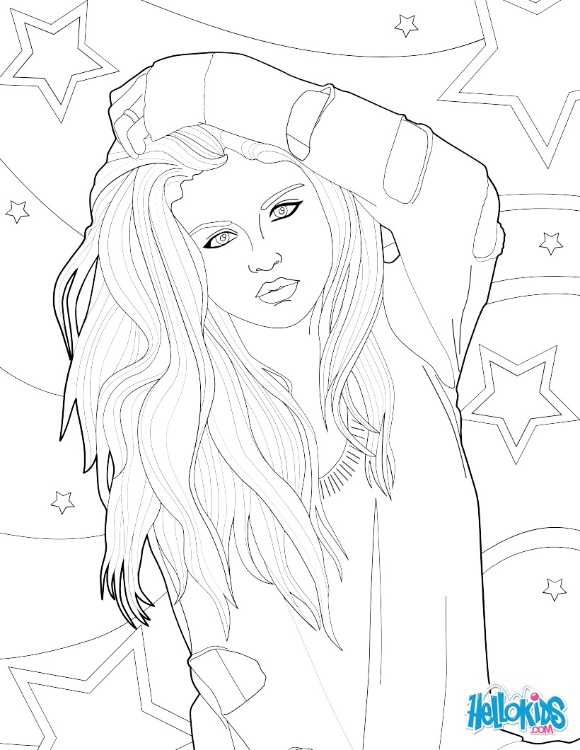 Realistic People Coloring Pages at GetDrawings | Free download