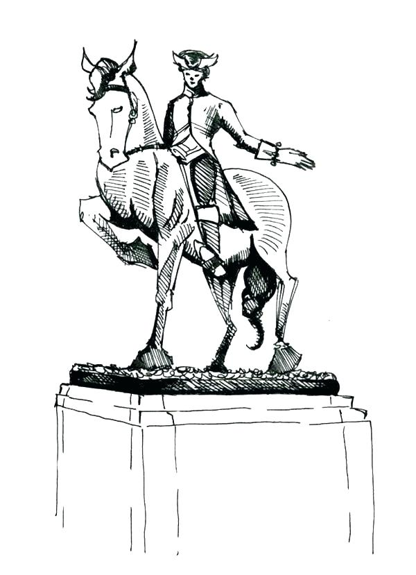 600x829 Paul Revere Coloring Pages Revere Coloring Pages Revere Coloring