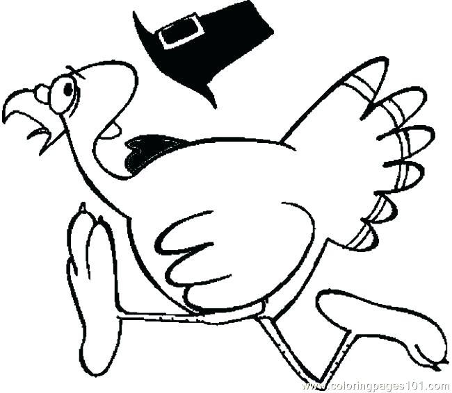 650x566 Running Coloring Pages Running Coloring Pages Turkey Running