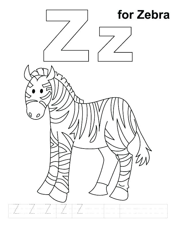 612x792 Baby Zebra Coloring Pages Baby Zebra Coloring Pages Baby Pictures