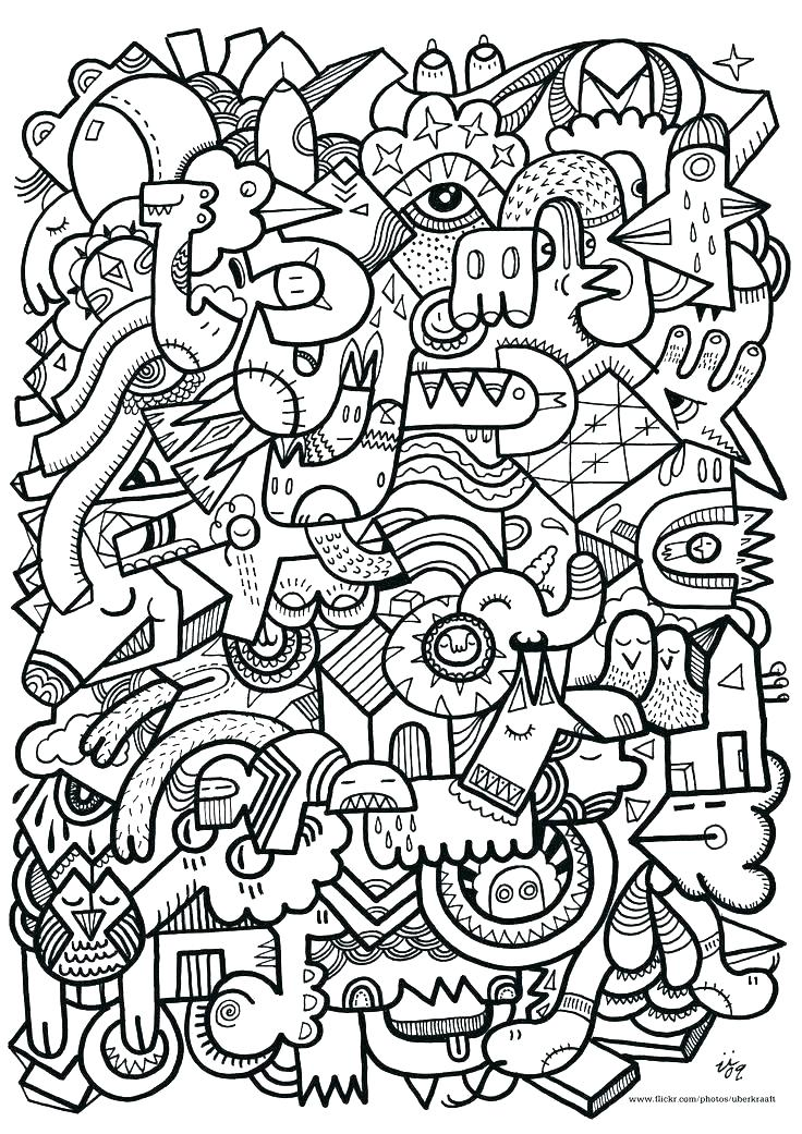 736x1041 Difficult Mandala Coloring Pages Difficult Mandala Coloring Pages