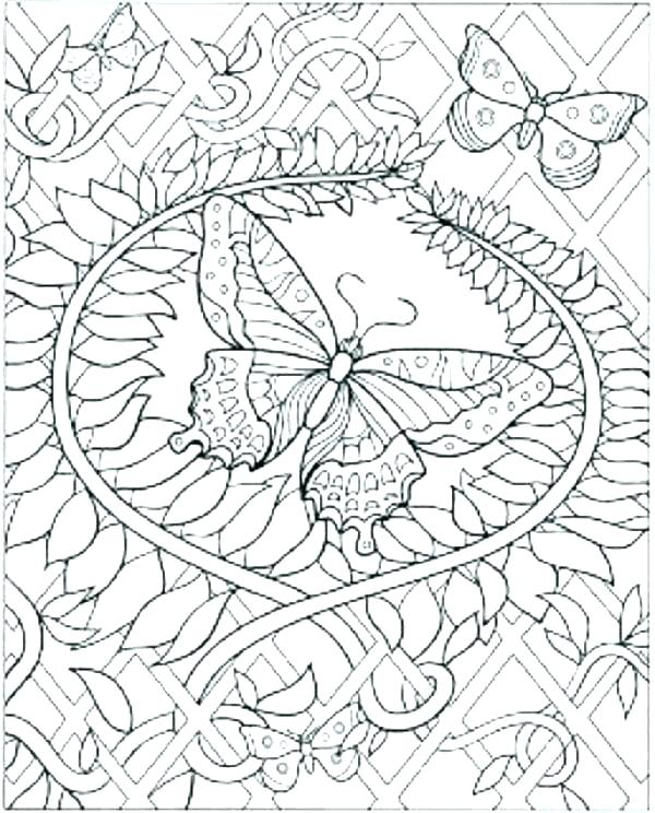 600x744 Really Hard Coloring Pages Really Hard Coloring Pages Hard