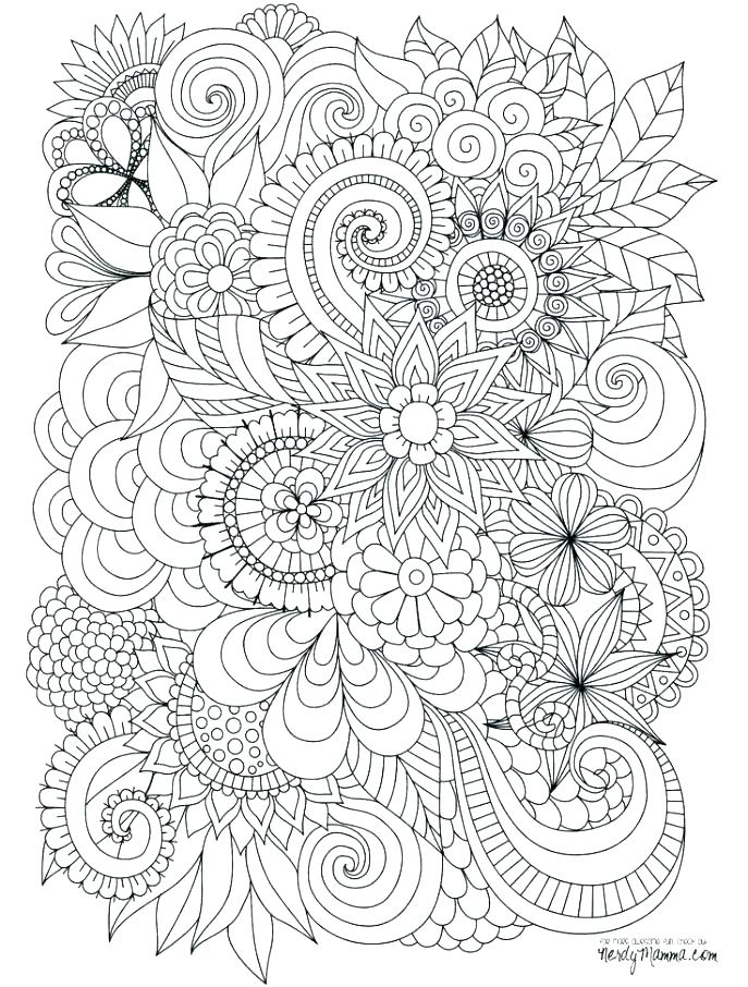 687x906 Really Hard Coloring Pages Fresh Difficult Coloring Pages